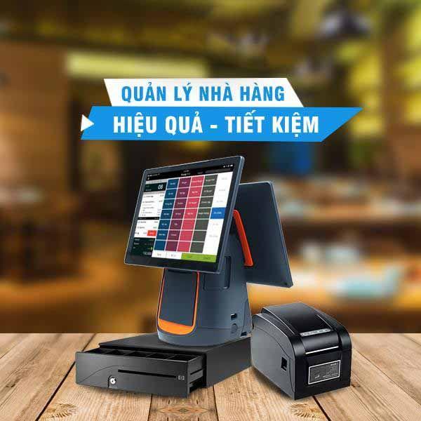 NOWPOS: Máy bán hàng tốt nhất cho nhà hàng