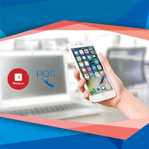 NowPOS: Phần mềm quản lý bán hàng tích hợp Now Services