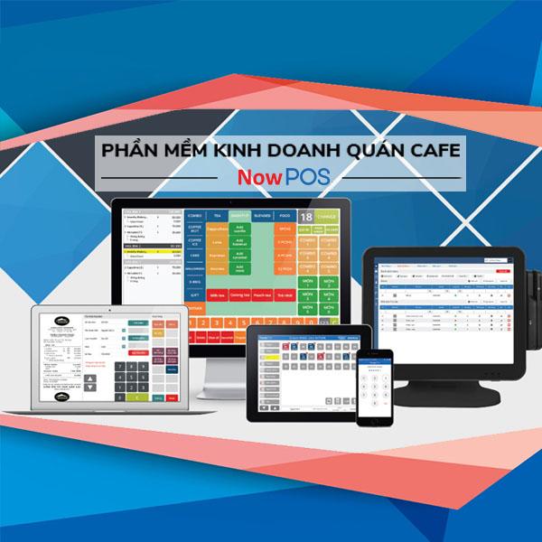 NowPOS Phần mềm kinh doanh quán cafe số 1 Việt Nam