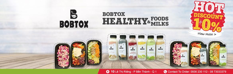 Bobtox Healthy Food & Healthy Milk