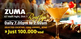 Zuma Vietnam Bar
