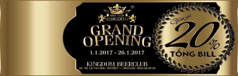 Kingdom Beer club