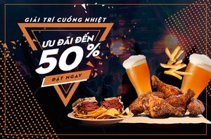 TOP GIẢI TRÍ BAR, BEER CLUB, KARAOKE