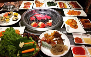 KING BBQ BUFFET QUẬN 1
