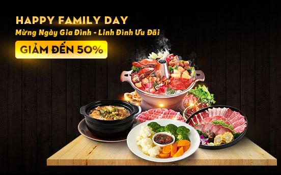 [HN] HAPPY FAMILY DAY