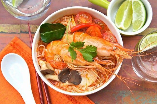 Những món đặc sản nhất định phải thử của Thái Lan