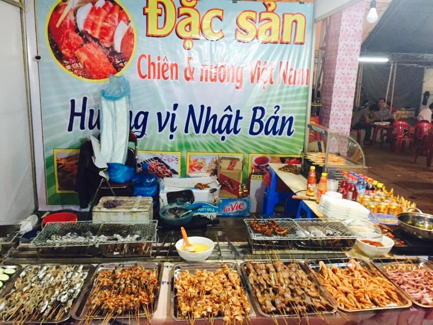 Trải nghiệm đồ ăn vặt tại lễ hội Hoa Anh đào Quảng Ninh - ảnh 8