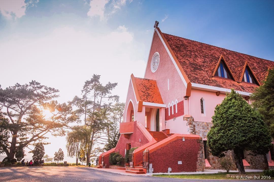 Kết quả hình ảnh cho nhà thờ domain de marie