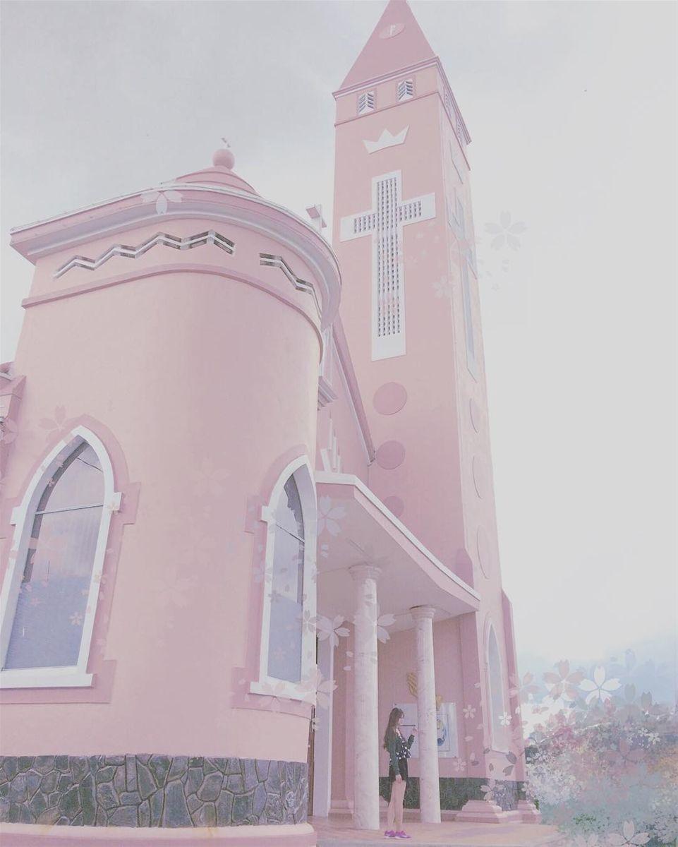 Nhà Thờ Hồng ở đà Lạt Trang Chủ