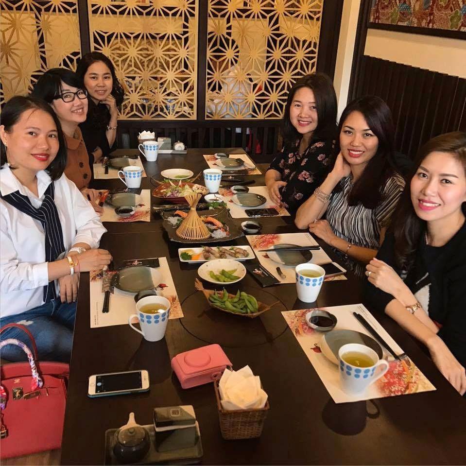 Món Nhật - Nhà hàng Wa Japanese Cuisine