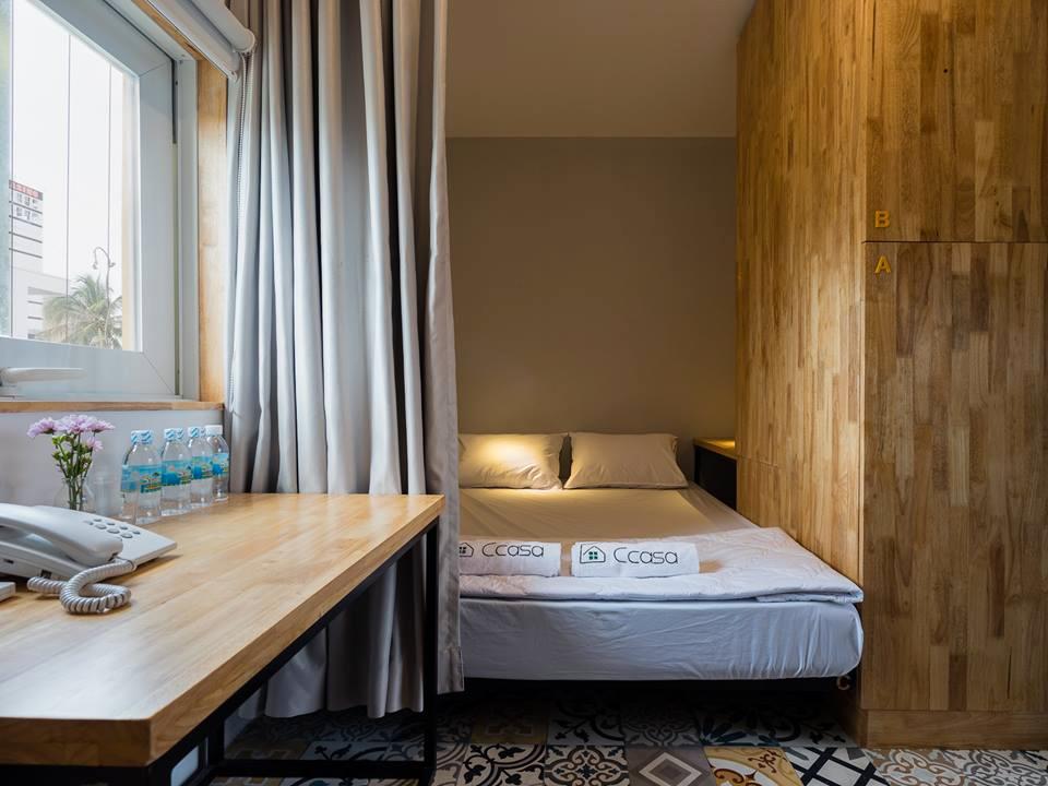 hostel đẹp ở Nha Trang