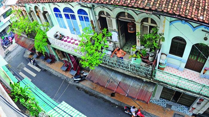Image result for khu chợ lớn quận 5 người hoa