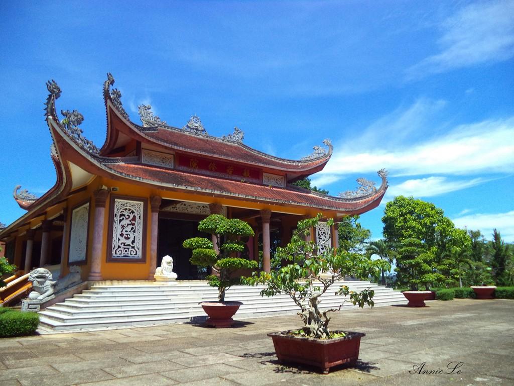 Kết quả hình ảnh cho tu viện Bát Nhã foody.vn