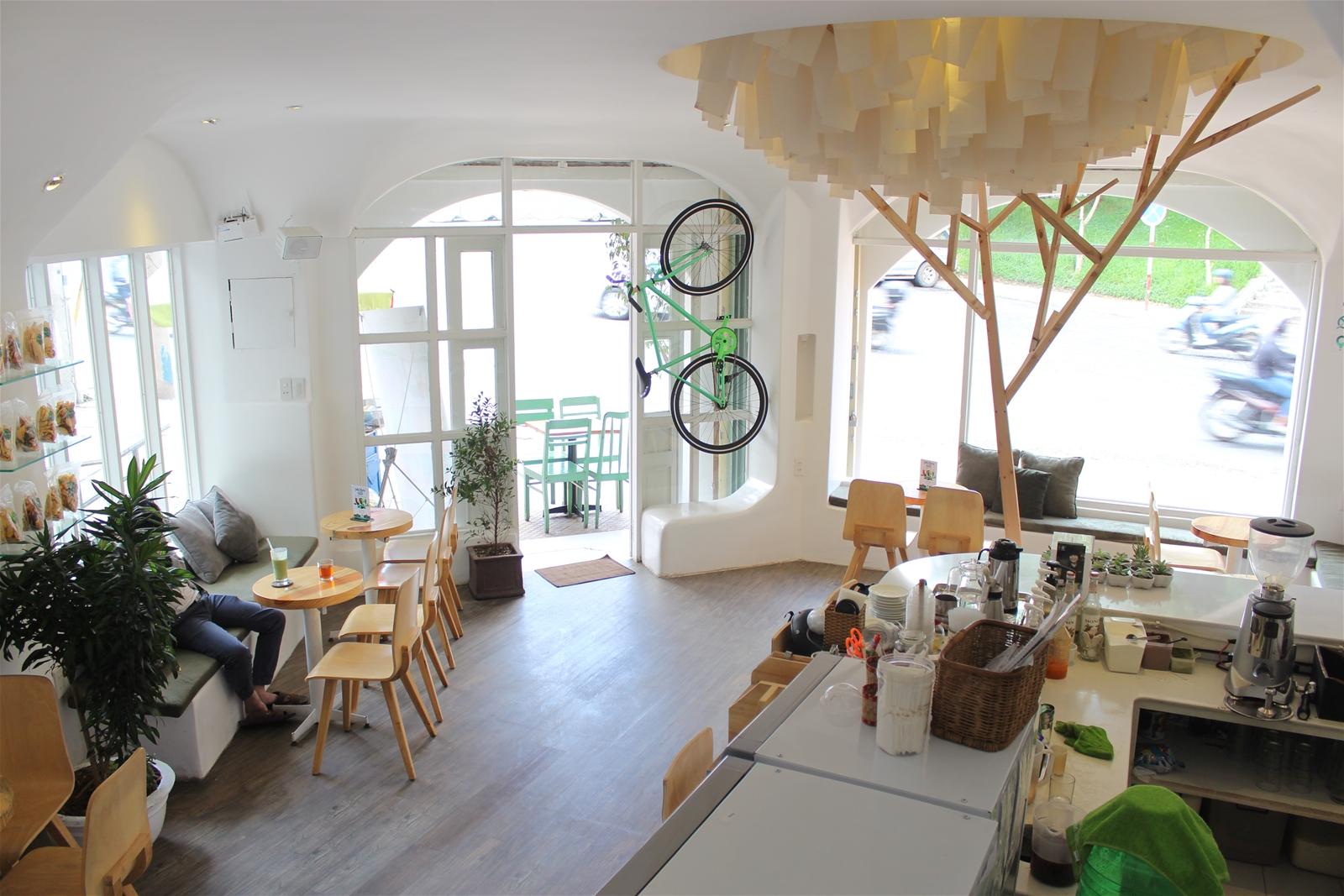 Kết quả hình ảnh cho địa điểm set up quán cà phê