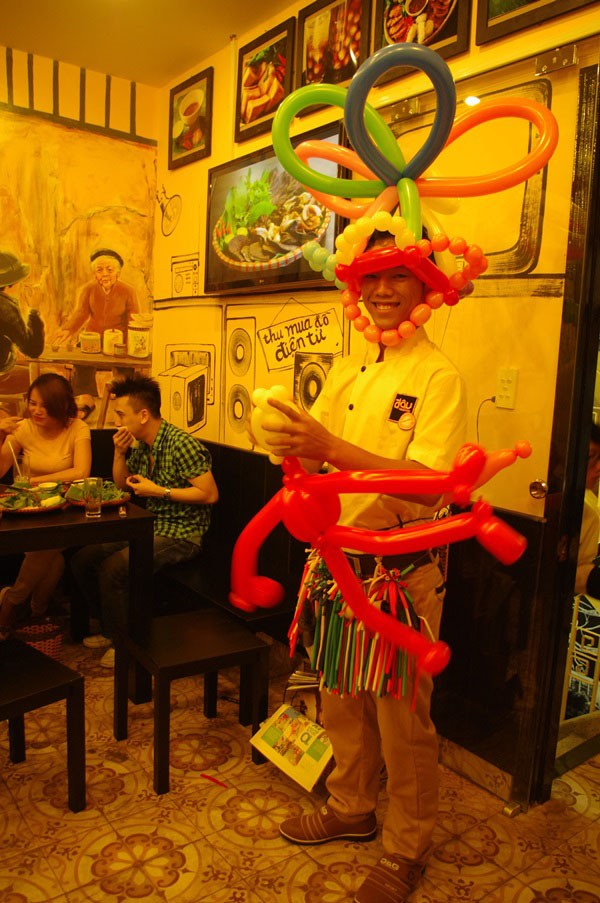 """Tuyệt vời quán bún đậu mắm tôm """"hot"""" nhất Sài Gòn 18"""