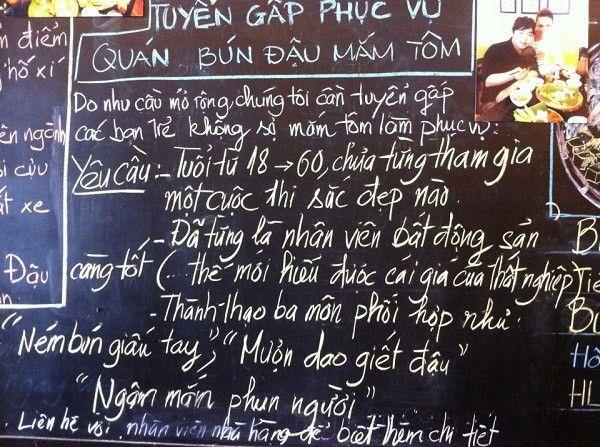 """Tuyệt vời quán bún đậu mắm tôm """"hot"""" nhất Sài Gòn 20"""