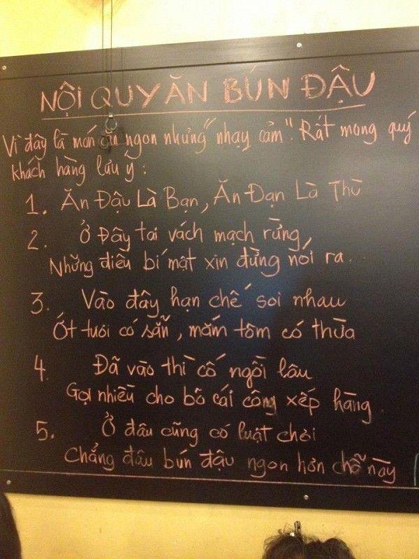"""Tuyệt vời quán bún đậu mắm tôm """"hot"""" nhất Sài Gòn 21"""