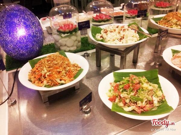 Buffet Café Sài Gòn – Movenpick Hotel