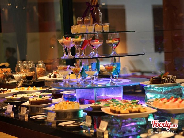 Garden Brasserie – Park Royal Hotel - 4