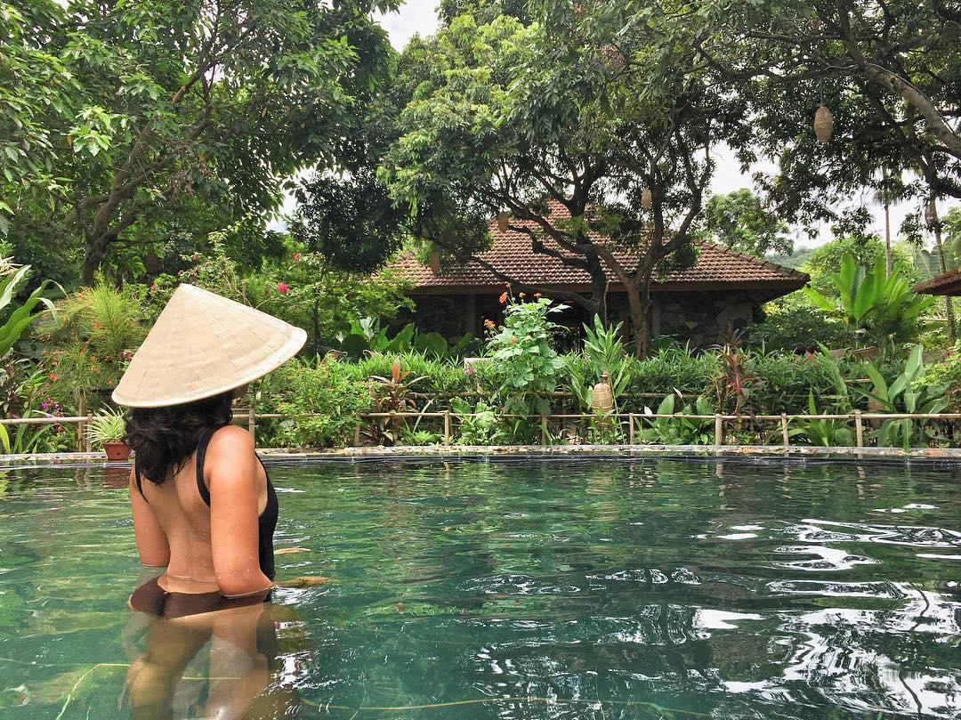 Những điểm nghỉ dưỡng đẹp mê hồn quanh Hà nội 5