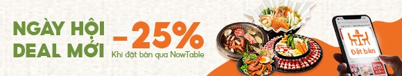 NowTable - Ngay Hoi Deal Moi