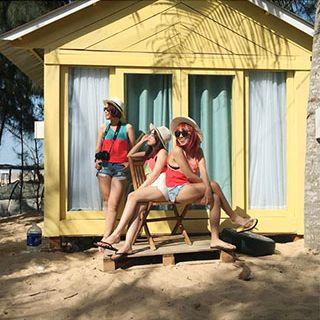 Hot rần rần qua đêm tại beach huts độc đáo chỉ có ở Coco beachcamp