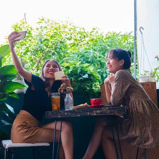 [ĐN] Mê xỉu hostel & coffee xanh ngát xanh ẩn mình trên con phố ẩm thực
