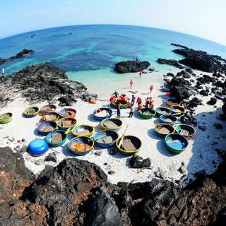 Điểm đến 2/9: Thiên đường biển đảo miền Trung mê hoặc du khách