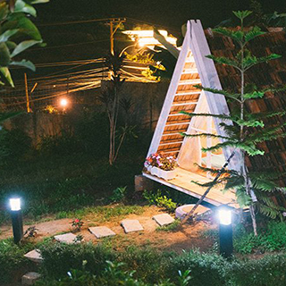 Không thể làm ngơ trước homestay độc đáo và mới toanh tại Đà Lạt - Vanda Garden Hill