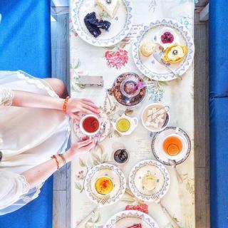 Trờ thành công chúa với 5 quán trà bánh vừa túi tiền nhưng vẫn sang chảnh