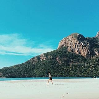 Lộ diện bãi san hô nổi trên mặt nước đẹp vi diệu ở Bà Rịa Vũng Tàu