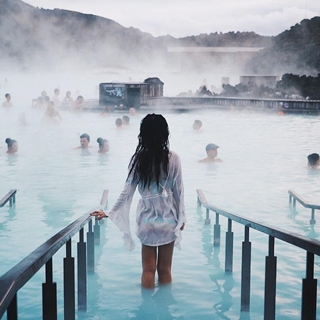 Tắm tiên tại Blue Lagoon – suối nước nóng đẹp nhất thế giới