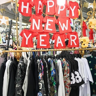 Đại tiệc mua sắm đầu năm tại hội chợ cuối tuần đình đám nhất Sài Thành
