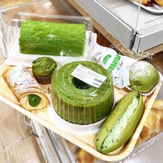 Chết thèm với cả đống món từ Matcha siêu ngon ở siêu thị Nhật Aeon Mall