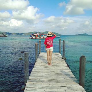 Quên cả đường về khi lạc đến hòn đảo thần tiên hiếm khách du lịch