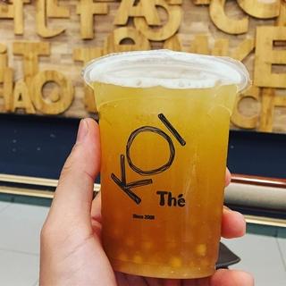 Koi Thé tặng miễn phí 300 ly Plum Green Tea trong ngày hôm nay