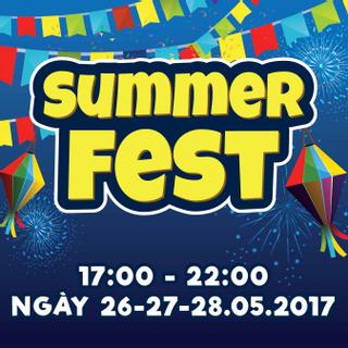 """[ĐN] Gom """"thóc lúa"""" đi quẩy banh Summer Fest chào hè cùng Helio"""