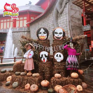 Dạo quanh NHỮNG VƯƠNG QUỐC BÍ NGÔ hot nhất mùa Halloween này