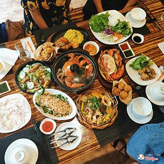 (HCM) Nét ẩm thực đặc sắc ở những nhà hàng quận 3