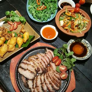 (Hà Nội) Quán nhậu ấm cúng với những món ăn khiến thực khách gật gù lia lịa