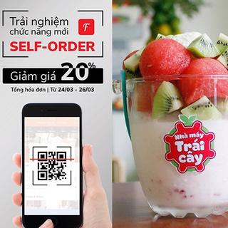 Giải ngố với tính năng SELF-ORDER mới nhất trên app Foody cực kì tiện ích