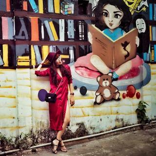 Khi những bức tranh tường ở SG thành điểm sống ảo free cho giới trẻ
