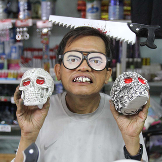 Những địa điểm bán đồ hóa trang Halloween độc - lạ - kinh dị ở Đà Nẵng