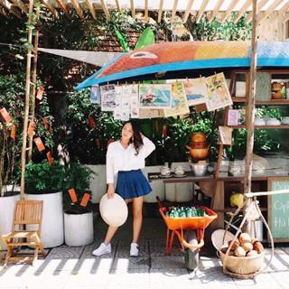 """7 quán cafe """"hai lúa"""" cho người thèm Tết quê ở Sài Gòn"""