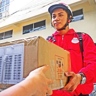 Foody tung siêu phẩm giao hàng nhanh thần tốc ExpressNow