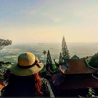 Chuyện ly kỳ về ngôi chùa bí ẩn trên núi Tà Cú