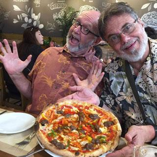 Dành cho tín đồ mê Pizza nướng củi và trót yêu ẩm thực Âu - Ý