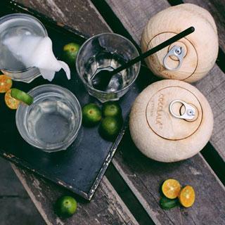 Cocolala - Uống Dừa Tươi Nguyên Trái, Bật Nắp Khui Thật Cool!