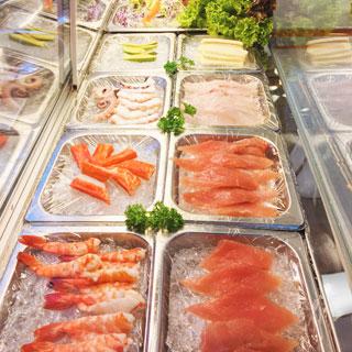 """Sushi Take-Away """"Chất Nhất Quả Đất"""" Đúng Kiểu Nhật!"""