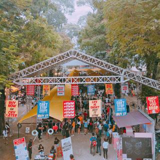 Chiều lòng khách hàng –  Hello Weekend Market tổ chức ở cả SG lẫn HN!